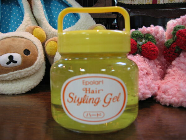 Now in stock! Hard crisp and firm gel
