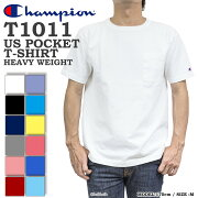 Champion/チャンピオン/ポケットTシャツ/T1011/C-B303/メイン