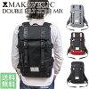 MAKAVELIC/マキャベリック/リュック/デイパック/DOUBLEBELTZONEMIX/ダブルベルトデイパックゾーンミックス/3106-10118/メイン