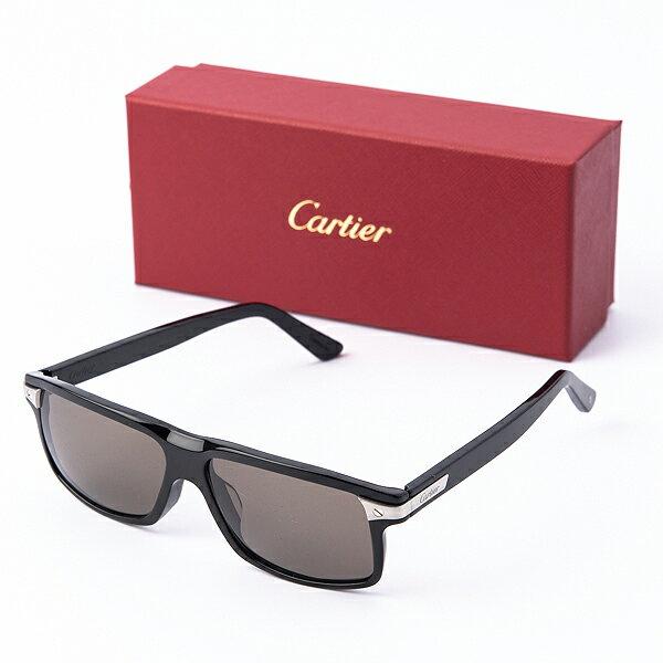 眼鏡・サングラス, サングラス  Cartier CT0076SA 001 ASI SUN UNI