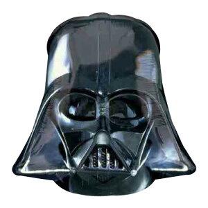 今話題のバルーンです♪ダースベイダーヘルメットブラック【ヘリウムなし】【楽ギフ_包装】【ス...