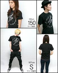 イナズマークTシャツ-LPRイナズマレコード-a05-tee-G-半袖メンズレディースUKUSパンクロックパンクTシャツロックTシャツブラック黒色かっこいいパンクファッションパンキッシュ大きいサイズユニセックス【RCP】