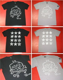 IloveRock'nRoll(スカルLOVE)Tシャツ(ブラック)【BPGT(バンビプラネットグラフィックTシャツ)】sp033【S】ROCKロックンロールロックTSKULLバンドTライブフェスオリジナルT半袖