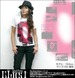 Gleam0(ゼロ)Tシャツ-TheGhostWriterザゴーストライター-tgw023tee-G-ロックグラフィックPunkRockフォトTシャツかっこいい白ホワイトオリジナル半袖メンズレディースユニセックスファッション【RCP】