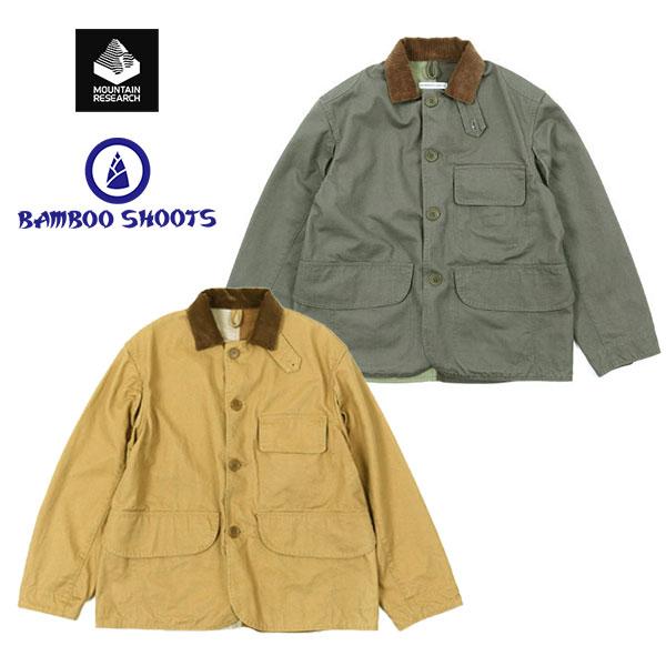 メンズファッション, コート・ジャケット SALEMOUNTAIN RESEARCH BAMBOO SHOOTS 11oz COTTON DUCK HUNTING JACKET 11