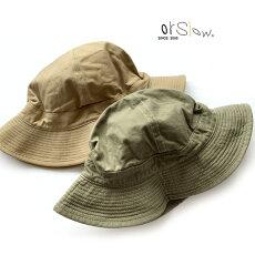 orSlow(オアスロウ)U.S.NAVYミリタリーハット【03--001】