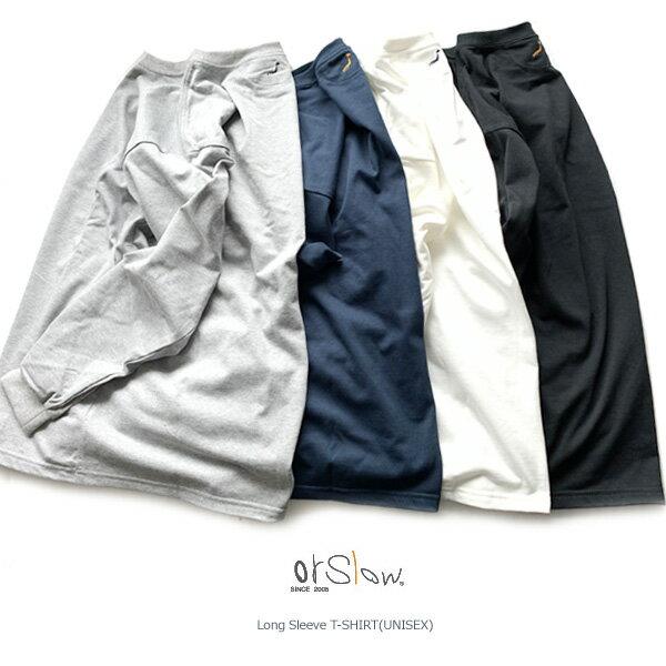 トップス, Tシャツ・カットソー orslowLong Sleeve T-SHIRT(UNISEX)03-0013