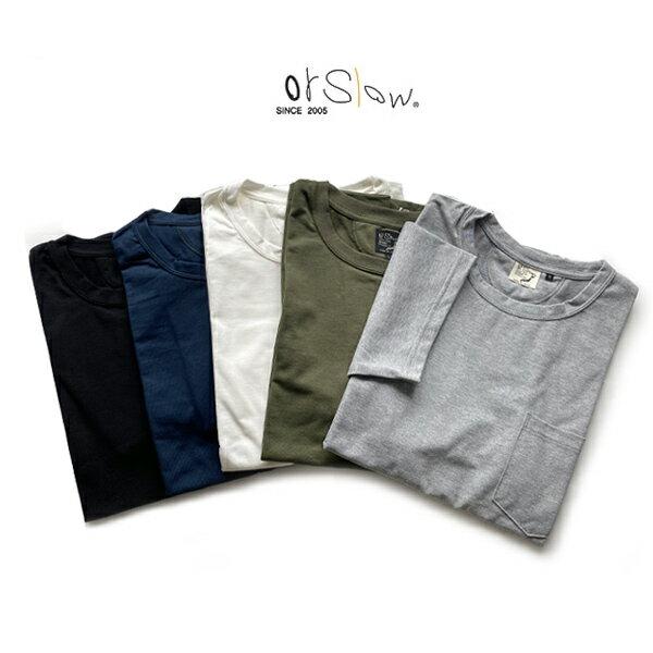 トップス, Tシャツ・カットソー 20OFForslowPOCKET T-SHIRT(UNISEX)