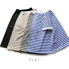 FLAT.(フラット)天竺ワイドプルオーバー【FL-1902】【ネコポス便対応】