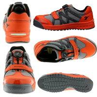 安全靴 DIADORA ディアドラ DONKEL ドンケル PIPIT ピピット PP228 PP818 PP114 フィンチ FINCH よりもソフトな履き心地