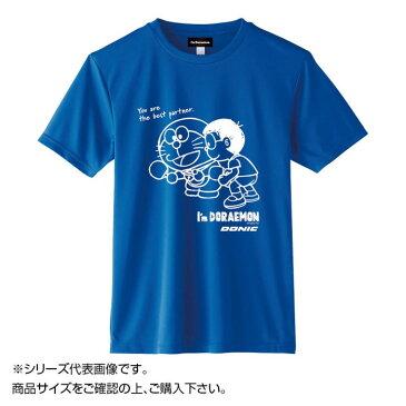 DONIC  I'm DORAEMON 卓球Tシャツ C ブルー 120 YL127 メーカ直送品  代引き不可/同梱不可