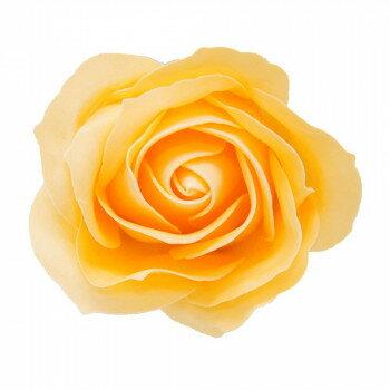 サボン ドゥ フルール メアリーローズ 6輪BOX シャーベットオレンジ プリザーブドフラワー 花材 メーカ直送品  代引き不可/同梱不可