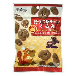 福楽得 美実PLUS ほうじ茶チョコくるみ 38g×20袋 メーカ直送品  代引き不可/同梱不可