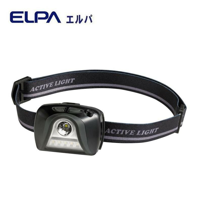 ELPA(エルパ) LEDヘッドライト DOP-HD500 代引き不可/同梱不可