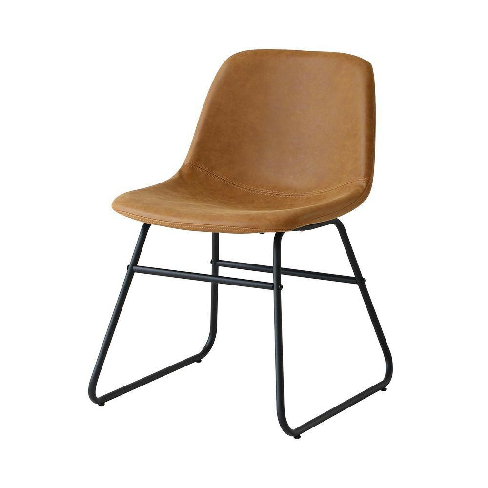 Vino Chair キャメル CH-3285CA メーカ直送品  代引き不可/同梱不可