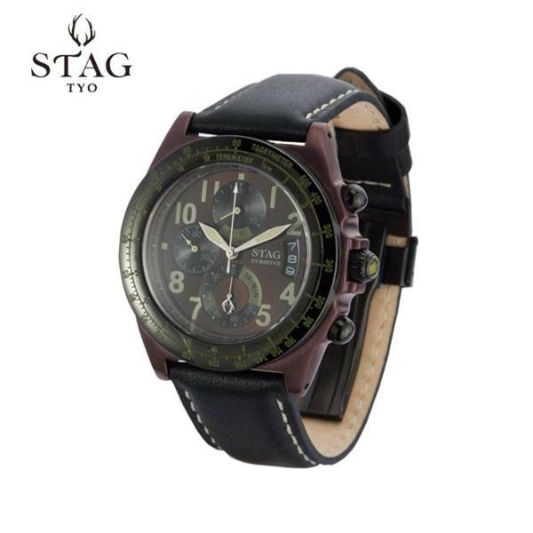 STAG TYO 腕時計 STG006B1 代引き不可/同梱不可