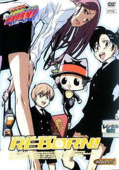 アニメ, TVアニメ  REBORN! Bullet.5 DVD ::