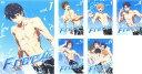 Free! フリ 6枚セット 第1話〜第12話全巻セット アニメ 中古 DVD レンタル落ち