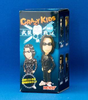 コレクション, フィギュア WORST CRAZY KIDS vol.2