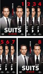 SUITS スーツ シーズン4 8枚セット 第1話〜第16話 最終【全巻セット 洋画 海外ドラマ 中古 DVD】レンタル落ち