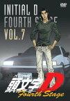 【中古】DVD▼頭文字 イニシャル D Fourth Stage 7▽レンタル落ち【東映】