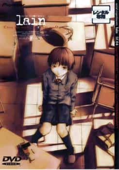 アニメ, TVアニメ serial experiments lain lif04 DVD
