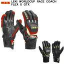 レキ スキー グローブ レーシング WORLDCUP RACE FLE...