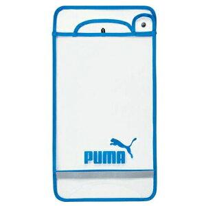 PUMA プーマ ランドセルカバー ブルー PM259BL【反射材 新入学 入学準備 ランドセル ブランド 男の子 サッカー 1年生】