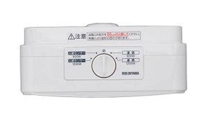 【送料無料】人感センサー付きセラミックヒーターメカ式JCH-123Dアイリスオーヤマ