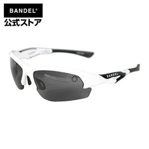 【朝倉未来】サングラス ホワイトブラック (WhiteBlack アイウェア 眼鏡 スポーツサングラス) sports sunglasses(BAN-SSG001) BANDEL バンデル メンズ レディース スポーツ