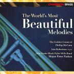 世界で最も美しいメロディーを集めて第1巻 フィリップ・マッキャン ブラック・ダイク・ミルズ・バンド The World's Most Beautiful Melodies Vol. 1【コルネット / ブラスバンド CD】CHAN 4501