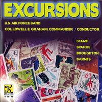 【送料無料】エクスカージョンズアメリカ空軍ワシントンDCバンドExcursions