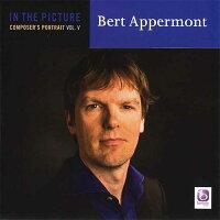 ベルト・アッペルモント作品集Vol.5ブリュッセル・レクイエムInthePicture〜Composer'sPortraitVol.5:BertAppermont【吹奏楽CD】