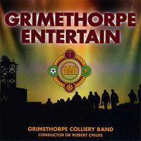 グライムソープ・エンターテイン演奏:グライムソープ・コリアリー・バンドGrimethorpeEntertain【ブラスバンドCD】