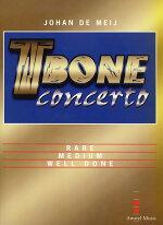 ☆Tボーン・コンチェルト作曲:ヨハン・デメイT-boneConcerto【トロンボーン&ピアノ譜セット】