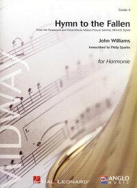 """プライベート・ライアン〜戦没者への讃歌/HymntotheFallenfrom""""SavingPrivateRyan""""/作曲:J.ウィリアムズ/編曲:P.スパーク【吹奏楽-楽譜セット】"""