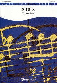 シダス/Sidus/作曲:T.ドス【吹奏楽-楽譜セット】