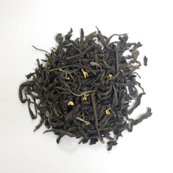 中国茶>花茶>桂花緑茶