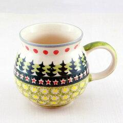 ポーランドからココロときめくカワイイを♪マグカップ ポーランド陶器|ウィザ社|WIZA|ポー...