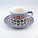 ポーランドからココロときめくカワイイを♪カップ&ソーサー ポーランド陶器|ポーランド食器...