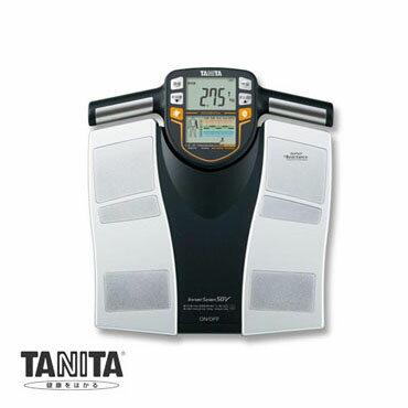 タニタ 左右部位別体組成計 インナースキャン50V BC-622 ブラック|TANITA|体重計|...