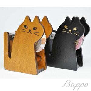 テープカッター マスキングテープカッター ねこ 猫 ネコグッズ CAT