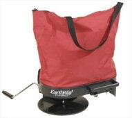 アースウェイE2750プロ用軽量袋式散布機種子及び肥料散布機