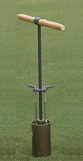日本製ホールカッターGL-12Kゴルフホールカップ用工具組み立て済み