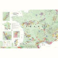 ワインマップフランス