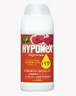 ●小●【HYPONeX】 ハイポネックスハイグレードバラ 4-6-6 【バラ専用液肥】 450ml ※土と...