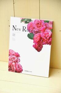 バラ好きには禁断の果実!店長掲載記念♪送料無料です^^【最新刊】 New Roses 2012★メール便...