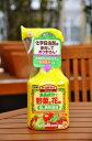 ●小●食品成分で野菜と花の虫と病気退治アースガーデン あめんこスプレー 960ml