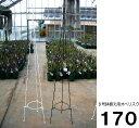 バラの家 8号鉢植え用オベリスク 170 IT-1700B 【Bells More】