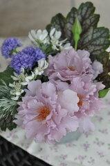 即納 【バラ苗】 クチュールローズチリア (KB淡紫) 国産苗 大苗 6号鉢植え品 ☆